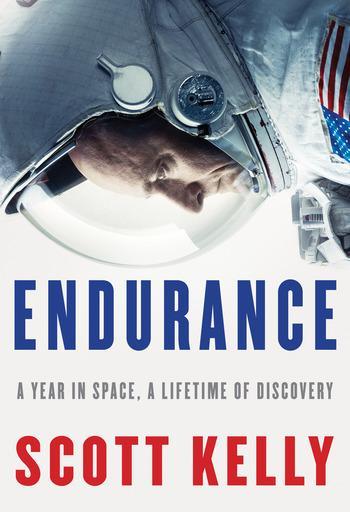Endurance di Scott Kelly Scott Kelly mondadori endurance anteprima Endurance