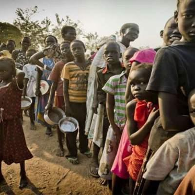 Risultati immagini per fame in Kasai congo