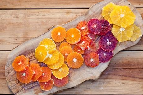 Insalata di arance siciliana