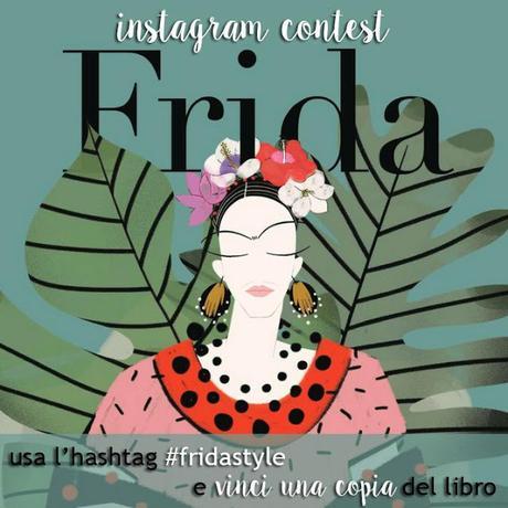 Contest del meraviglioso libro di Frida Kahlo edito Hop Edizioni!
