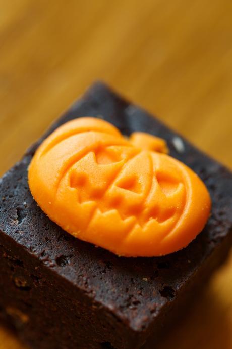 Biscotti mostruosi per Halloween #lericettedihalloween