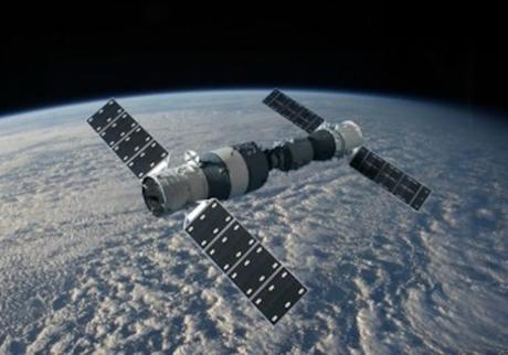 Fuori controllo la stazione spaziale cinese: cadrà sulla Terra