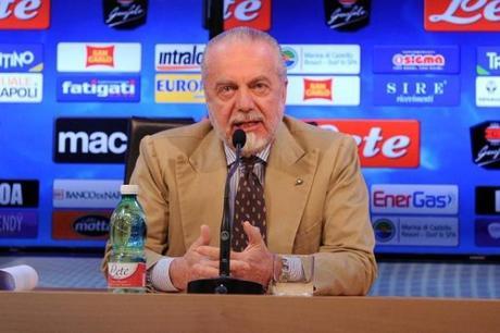De Laurentiis - conferenza stampa