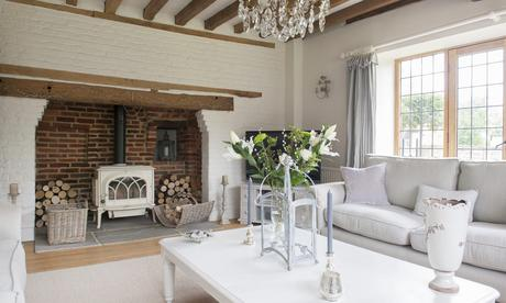 Un elegantissimo cottage nel Surrey