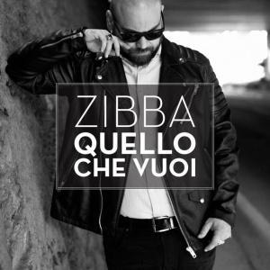ZIBBA: QUELLO CHE VUOI è il nuovo singolo e video. Il tour parte dall'ALCATRAZ