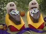 Halloween idee ricette festa speciale: Dolci bare Halloween.