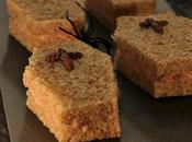 Halloween idee ricette festa speciale: Mozzarella Bara contorno originale.