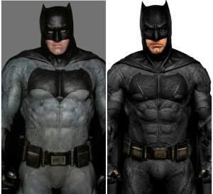 L'evoluzione Del Batsuite