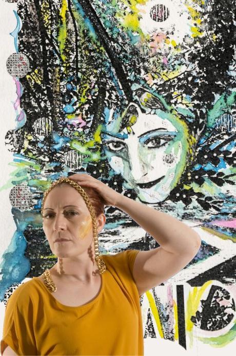 CALABRESI FAMOSI – Rossella Regina in 'vetrina' a Bologna