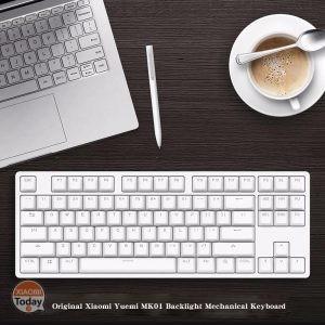 [Codice Sconto] Xiaomi Yuemi MK01 Tastiera Meccanica a 51€ Spedizione Inclusa