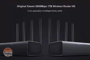 [Codice Sconto] Xiaomi Mi R3P Wireless Router Pro a 73€ Spedizione e Dogana Incluse