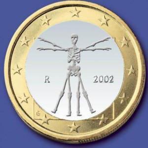 La dolce morte dell'euro