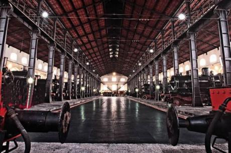 Notte Bianca della Sfogliatella al Museo ferroviario di Pietrarsa