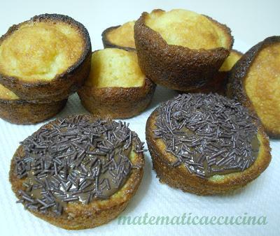 Muffins al Cocco e Mela