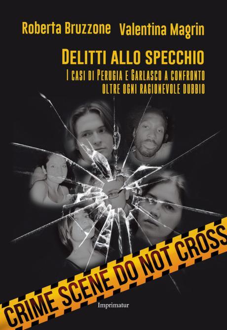 """31 ottobre 2017 Presentazione del libro """"Delitti allo specchio"""" presso Borri Books"""