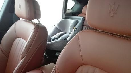 AxissFix Air: seggiolino auto di alta gamma
