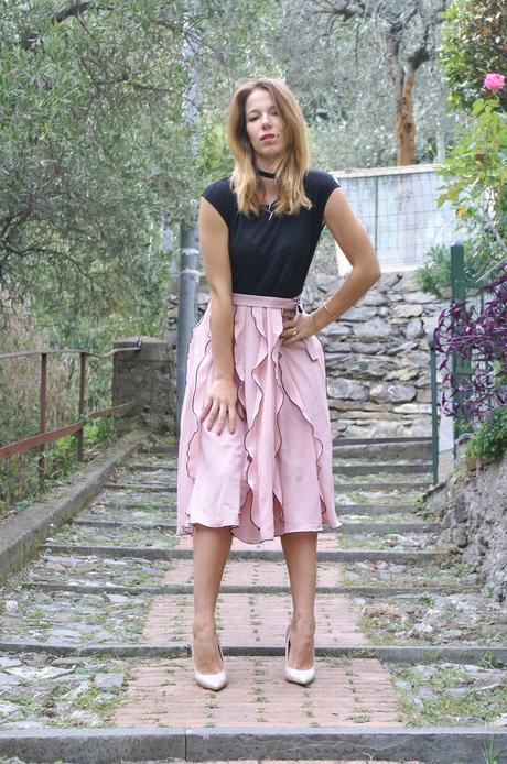 Stylewe. Abito rosa.
