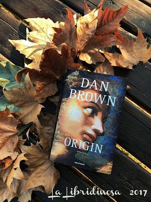 Recensione 'Origin' di Dan Brown - Mondadori