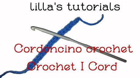 Come fare un cordoncino tubolare con l'uncinetto / DIY crochet I Cord