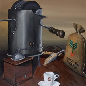 offro caffè....