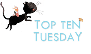 Top Ten Tuesday: Top Ten Unique Book Titles