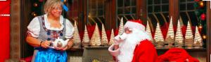 I villaggi di Babbo Natale