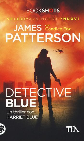 Recensione di Detective Blue di James Patterson e Candice Fox