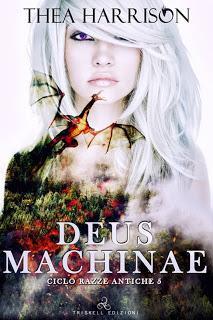 Anteprima: Deus Machinae di Thea Harrison