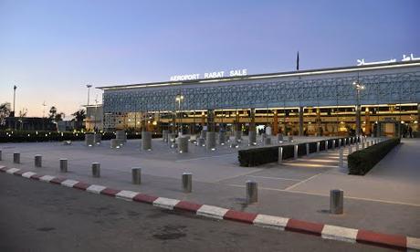 Risultati immagini per aeroporto rabat-salé