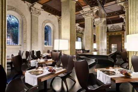 Cosa si mangia da Senses, il ristorante di Palazzo Montemartini