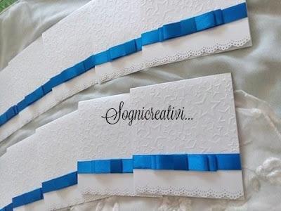 Matrimonio tema stelle e costellazioni colore blu elettrico