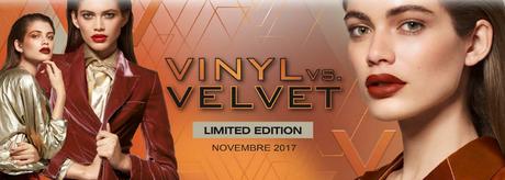 Catrice Vinyl vs. Velvet - Novembre 2017