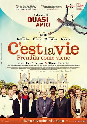 FESTA DEL CINEMA DI ROMA: C'EST LA VIE