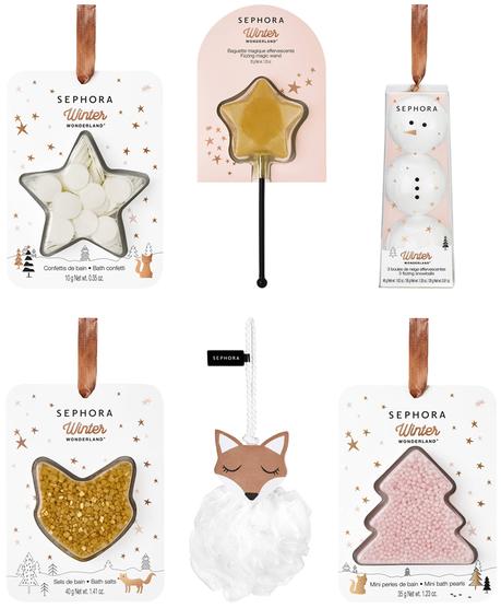 Sephora, Winter Wonderland: la magia del Natale 2017 - Tutte le idee regalo e i cofanetti