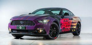 Need for speed Payback e la nuova Ford Mustang