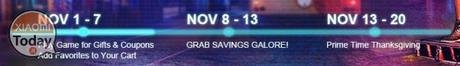 GearBest 11.11 – La promo migliore di sempre sta arrivando!