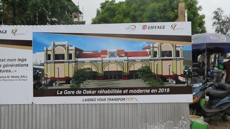 La Stazione di Dakar