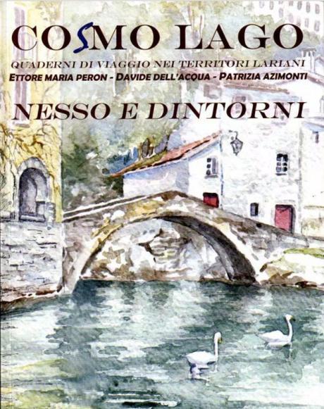 la frazione di Coatesa e il suo Ponte della Civera alle ore 18 di una sera di fine ottobre 2017