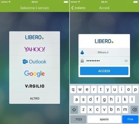 Configurare Libero Mail su iPhone