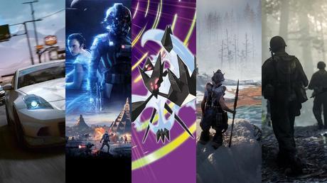 Qual è il gioco per console e PC più atteso di novembre 2017?