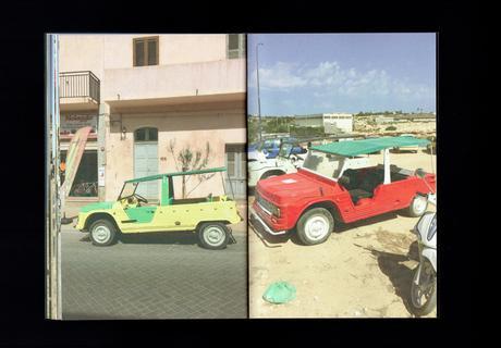 FOTOGRAFIA: Le Citroën Méhari di Lampedusa