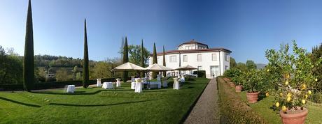 Il parco del Museo Vincenzo Vela
