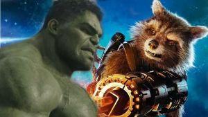 Hulk e Rocket Diventeranno Amici
