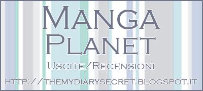 Manga Planet Uscite di novembre