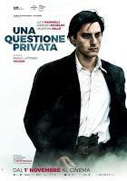 Una questione privata, il nuovo Film della 01 Dustribution