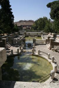 Fontana del Ninfeo – Parco del Monte Oppio