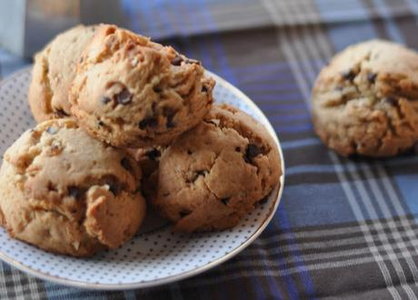 http://www.ilblogdisposamioggi.com/2017/10/cookies-con-gocce-di-cioccolato.html