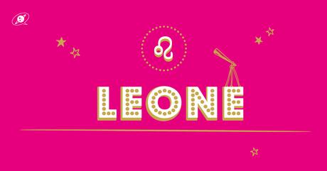 Oroscopo della settimana Leone dal 2 all'8 Novembre