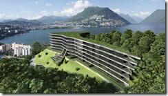 Panoramica Lago Progetto Nizza Paradise