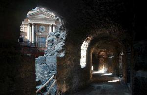 Catania Sotterranea. Cripte e cunicoli
